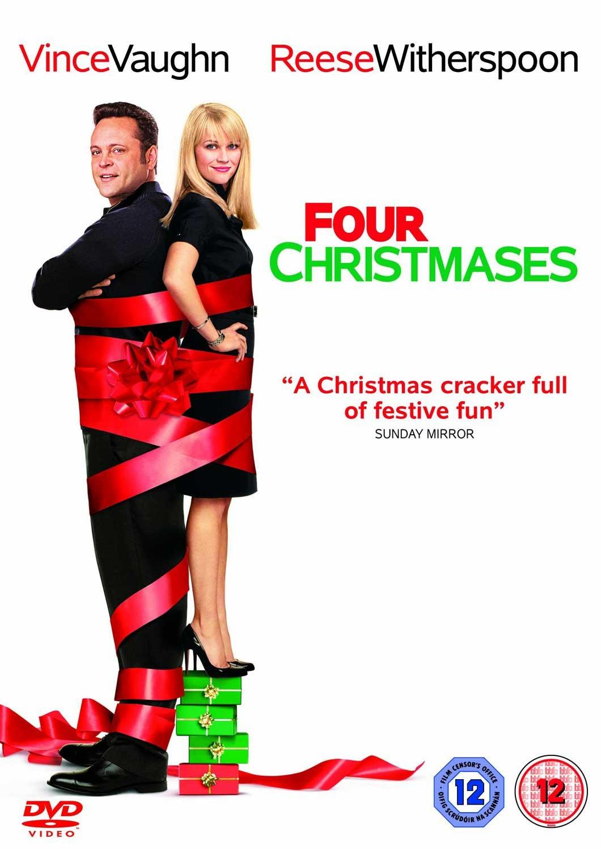 Four Christmases [DVD]
