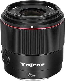 YONGNUO YN35mm F2S DF DSM ソニー Eマウント 単焦点広角大口径レンズ フルサイズ対応 SONYミラーレス一眼