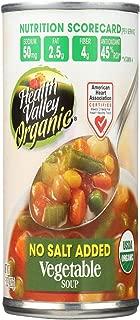 Health Valley Organic Vegetable Soup No Salt Added -- 15 fl oz