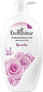 جل الاستحمام الرومانسي من اكسشانتور، تجربة الاستحمام برائحة الزهور الجميلة، 550 مل