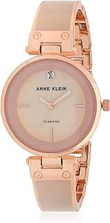 Anne Klein Women's Classic Watch Quartz Mineral Crystal AK-2898BHRG