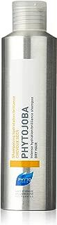 PHYTOJOBA Intense Hydration Brilliance Botanical Shampoo | For Dry Hair | Nurtures & Softens, Restores Elasticity, Hydrates, Brings Shine | Coconut Based, Jojoba Oil | Paraben, Silicone, Gluten Free