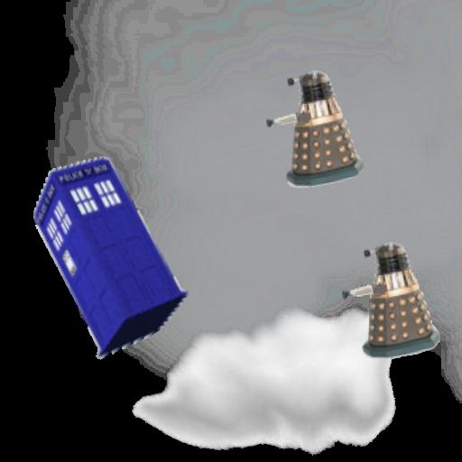 Dr Who - Tardis Tap Flap