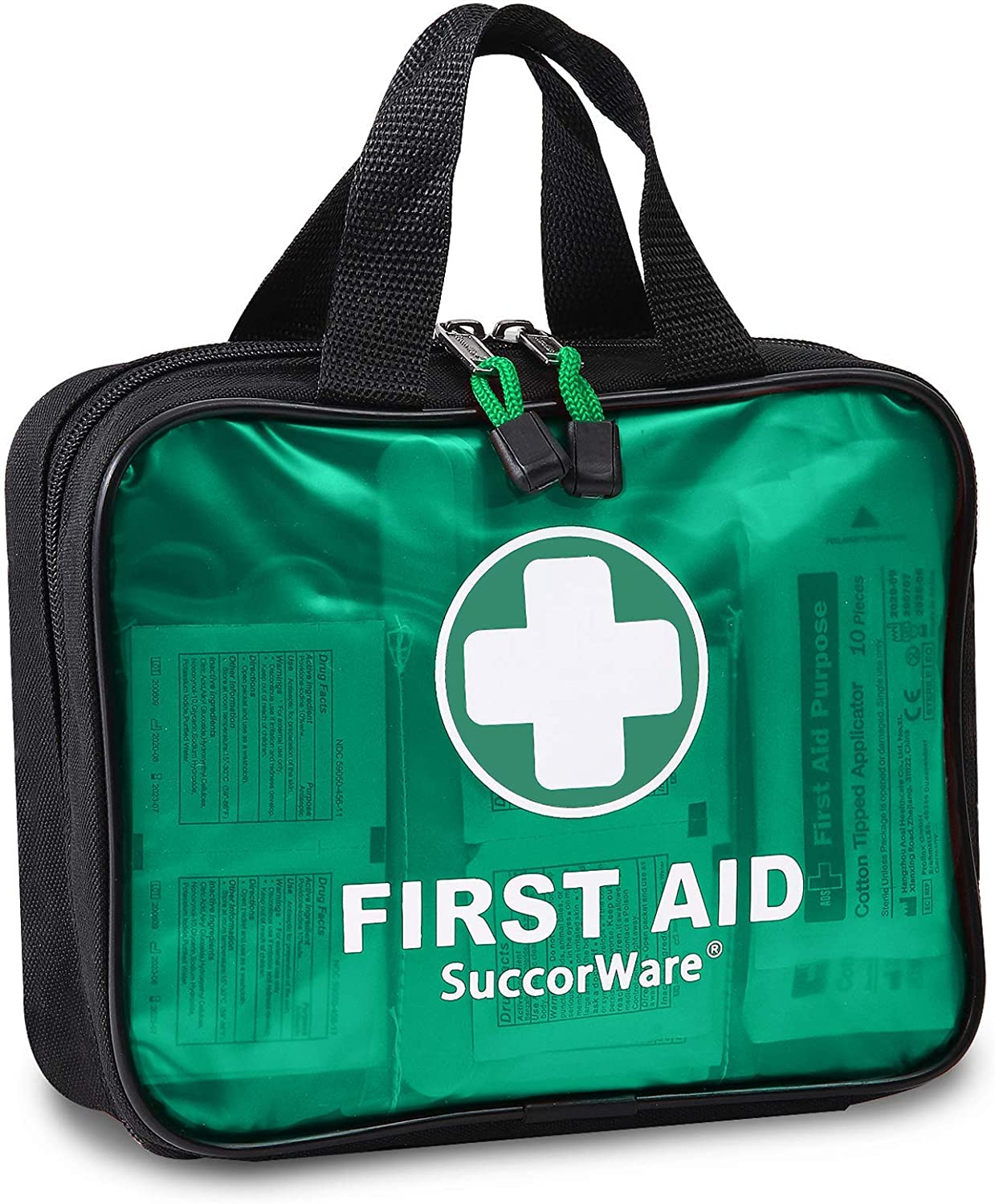 200 Pieces First Aid Branded goods Kit with depot Hospital Supplies Medical - Grade