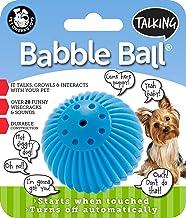 Pet Qwerks Talking Babble Ball تعامل اسباب بازی سگ ، جادوگران و ایجاد صداهای خنده دار هنگام لمس شدن