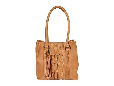 STS Ranchwear Marlowe Tote (Caramel) Handbags