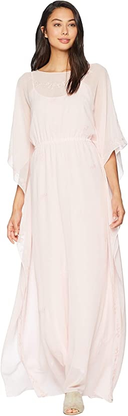Georgette Caftan Dress