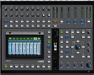IMG Stage Line DMIX-20 19 canales 20-20000 Hz Negro - Mezclador para DJ (19 canales, 48 kHz, 48 kHz, 20-20000 Hz, 104 dB, 80 dB)