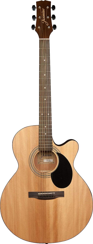 Jasmin s34c Best Cheap Acoustic Guitar for Beginners