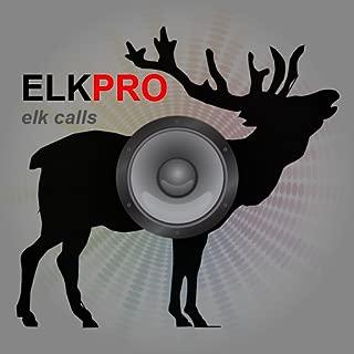 REAL Elk Hunting Calls & Elk Sounds App for Calling Elk & Big Game Hunting - (ad free) BLUETOOTH COMPATIBLE