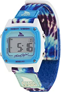 Freestyle Shark Classic Leash Tie-Dye Blue Daze Unisex Watch FS101017