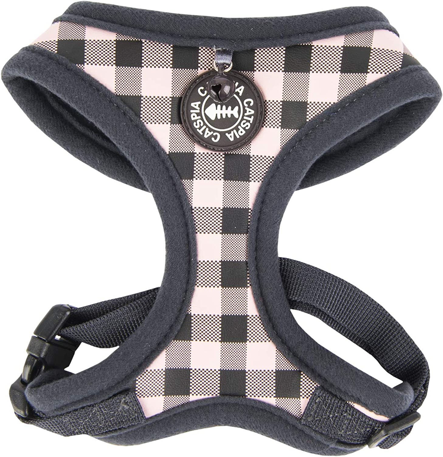 CATSPIA Robin A Harness, Pink, Large