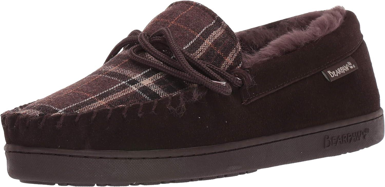 Bearpaw Men's Mule 商店 Slippers 新色追加して再販