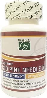 red pine oil korea