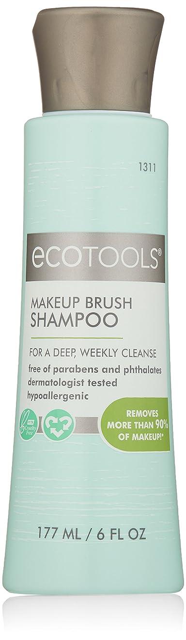貫通する複製する識別するEcoTools Makeup Brush Shampoo (並行輸入品)