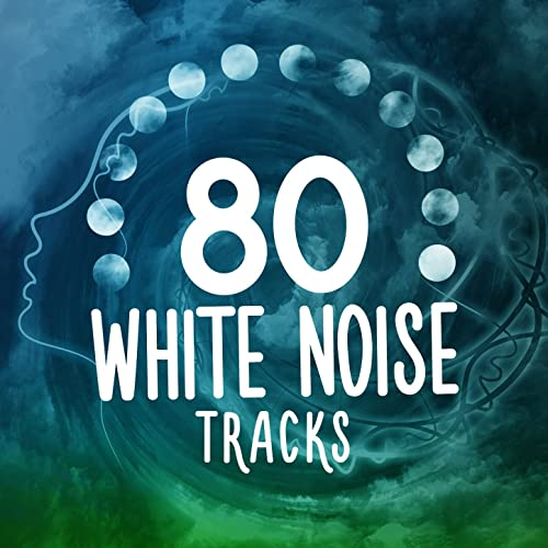 80 White Noise Tracks: Calming Static and Electrical Noise