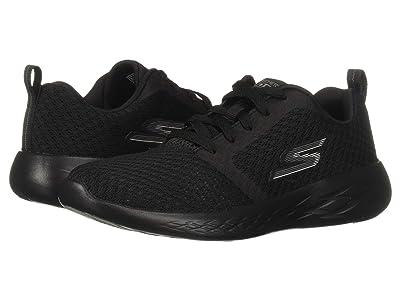 SKECHERS Go Run 600 (Black) Women