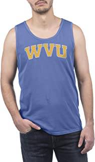 Top of the World West Virginia Mountaineers Men's Inspired Dye Comfortable Tank Top, XX-Large