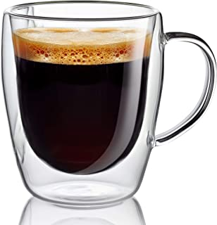 Best crystal glass coffee cups Reviews