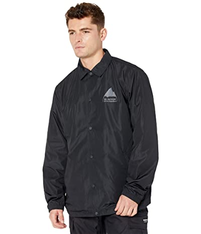 Burton Coaches Jacket (True Black) Men