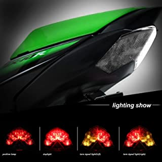 Best 2012 zx10r integrated tail light Reviews