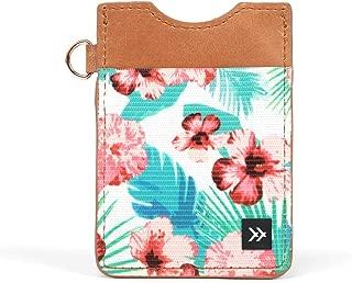 Thread Wallets - Slim Minimalist Wallet - Vertical Card Holder (Malibu)
