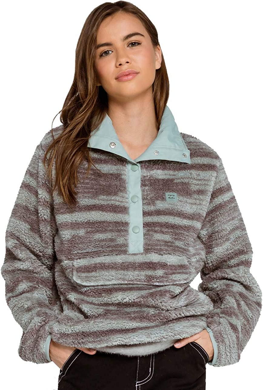 BILLABONG Free Shipping New Switchback Gray Virginia Beach Mall Sweatshirt