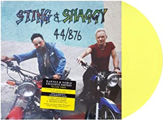 44/876 - Exclusive Limited Edition Yellow Vinyl LP