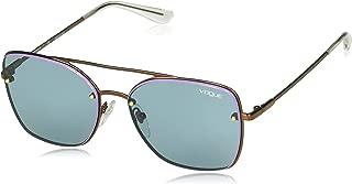 VOGUE Women's 0vo4112s Square Sunglasses copper 56.0 mm