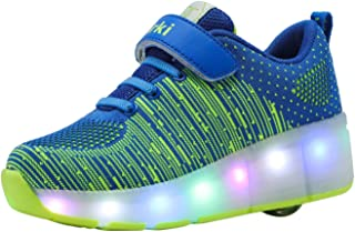 RoRo firki Roller Shoes with LED Lights