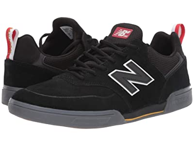 New Balance Numeric NM288 (Black/Grey) Men