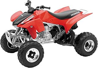 New Ray Toys 1:12 Scale Replica - TRX450R - Red 57093A