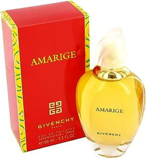 Amarige By Givenchy For Women. Eau De Toilette Spray 3.3 Ounces