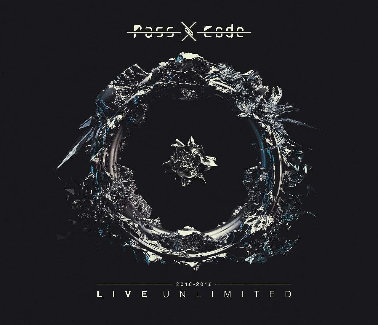 ホステス選挙甘味PassCode 2016-2018 LIVE UNLIMITED