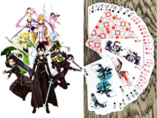 Collection!hatsune miku Poker Cards Playing Cards Japanese Anime Cosplay
