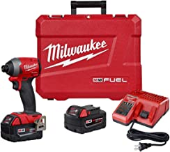 Milwaukee (MLW 2853-22) M18 Fuel 1/4IN Hex Impact Driver XC Kit