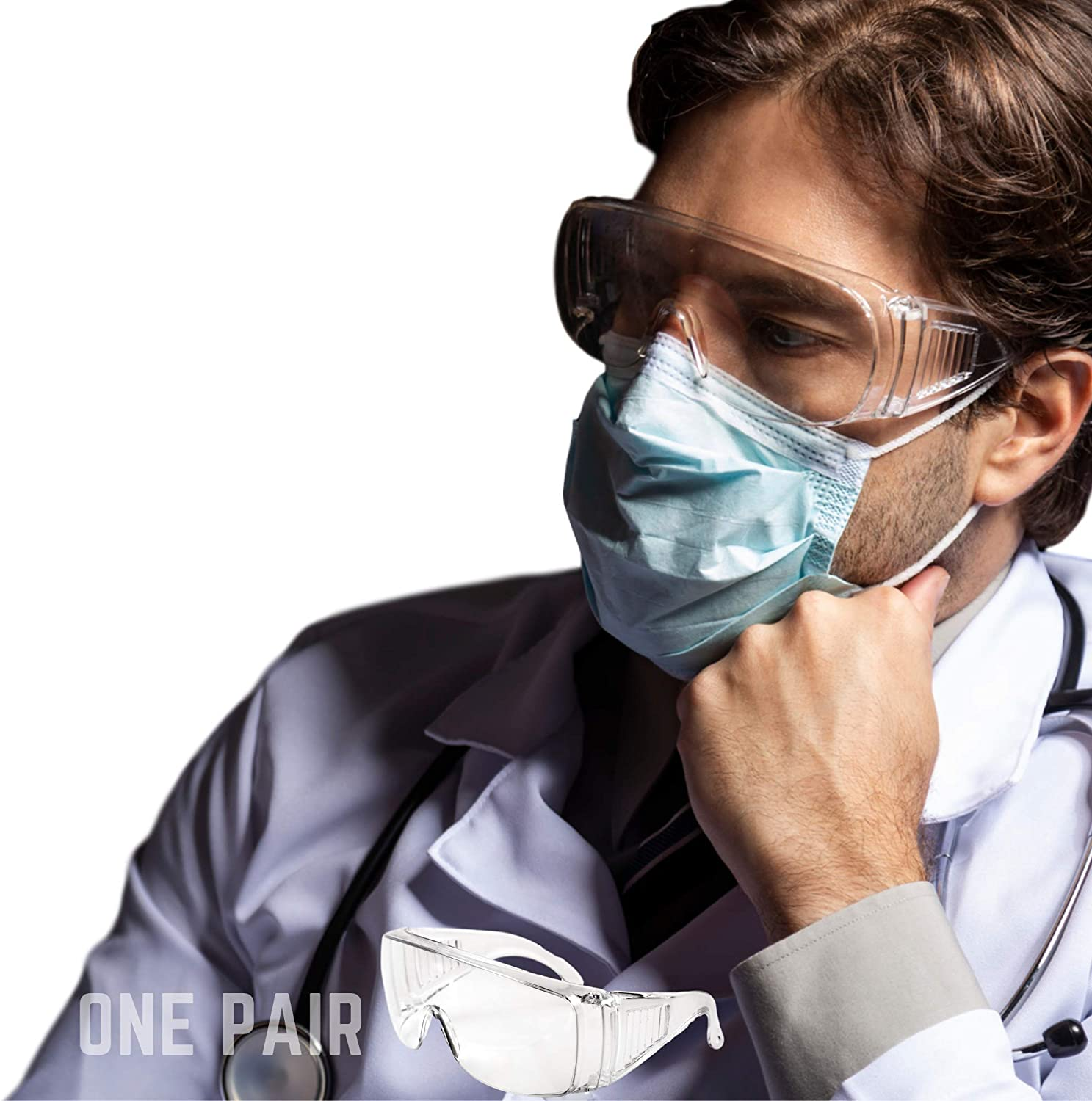 Oklahoma City Mall Safety Glasses Goggles Eye Protection G Chemistry Max 58% OFF Protective Lab