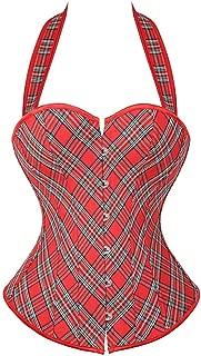 christmas corset dress