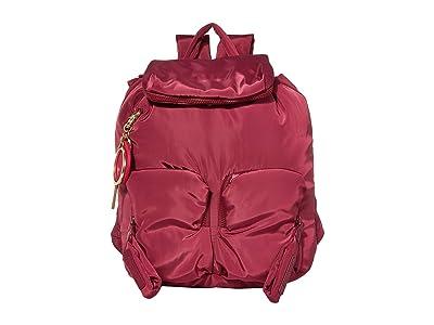 See by Chloe Nylon Joyrider Backpack (Sienna Rose) Backpack Bags