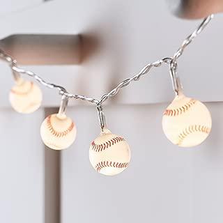 20 Mini Baseball Battery Operated Indoor LED Fairy String Lights …