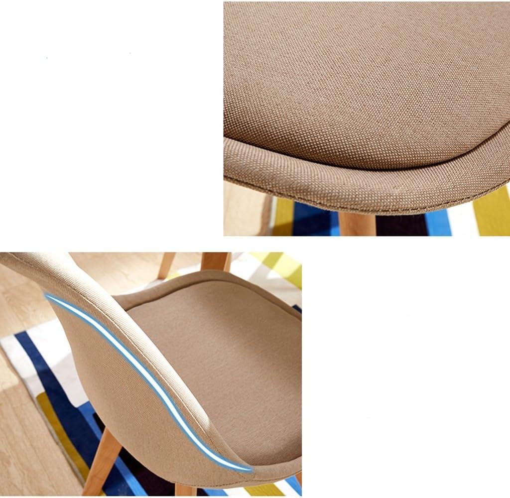 XXT-Chaise d'ordinateur de Maison créative Chaise de Maquillage de personnalité Minimaliste Moderne Durable (Color : C) D