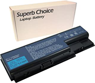 Superb Choice Battery Compatible with ACER Aspire 7738-6719 7738G-6456 7740 Extensa 7230 7630 7630G