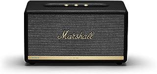 Marshall Stanmore II ボイスブラックスピーカー Amazon Alexa付き