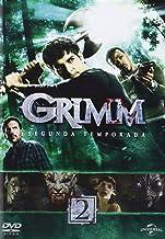 Grimm - Temporada 2 [DVD]