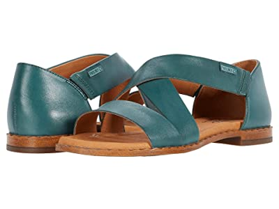 Pikolinos Algar W0X-0552 (Emerald) Women