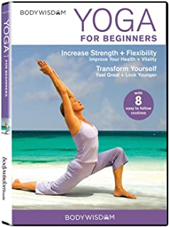 Yoga for Beginners 8 Yoga Video Routines for Beginners. Includes Gentle Yoga Workouts to Increase Strength & Flexibility