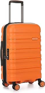 Antler 4227108019 Juno 2 4W Cabin Roller Case Carry-Ons (Hardside), Orange, 56 cm