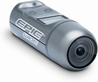 EPIC Stealth Cam Epic 160° Wide Angle Stealth Action Sport Video Cam - Silver