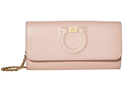 Salvatore Ferragamo City Wallet On Chain (Bon Bon) Handbags