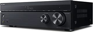 SONY 索尼 STR-DH790 7.2声道 AV功放 杜比全景声/DTS:X,4K HDR,通过HDMI,蓝牙和USB连接,具有高分辨率音频 黑色
